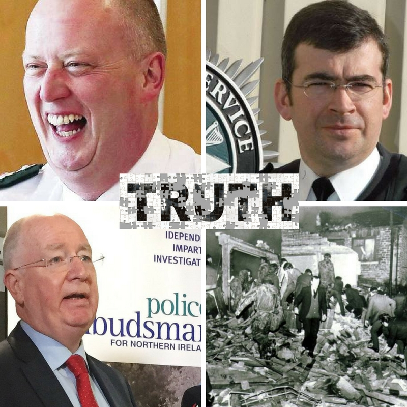 McGurk's Bar Massacre and the Role of British Agents