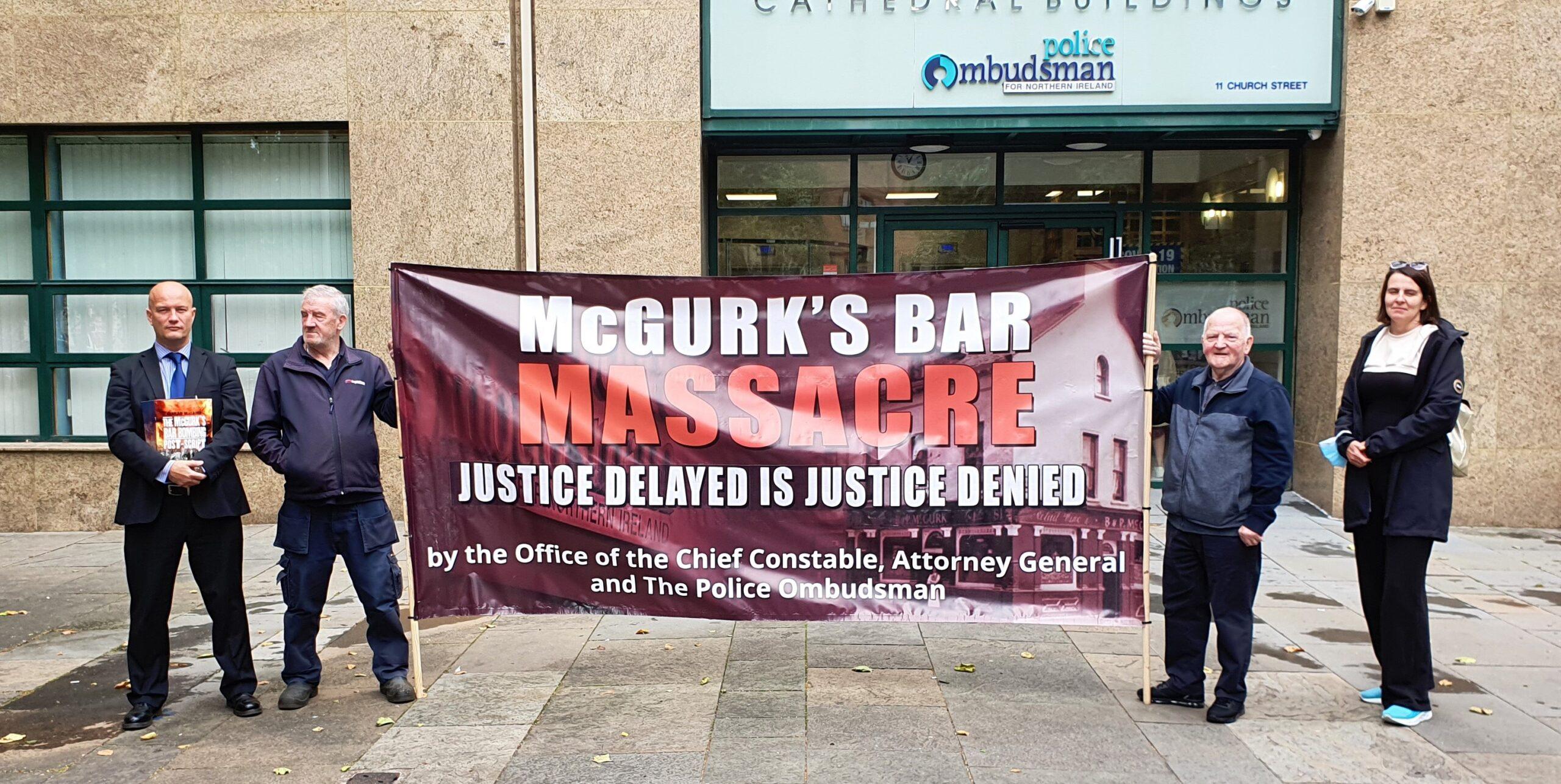 McGurk's Bar Protest v Office of the Police Ombudsman
